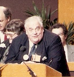 Cyril Smith, LibDem finest